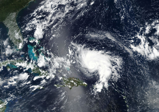 L'uragano Dorian