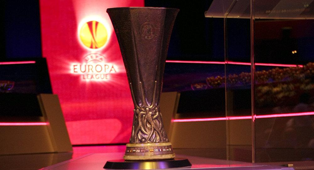 La Copa UEFA de la liga europea de fútbol