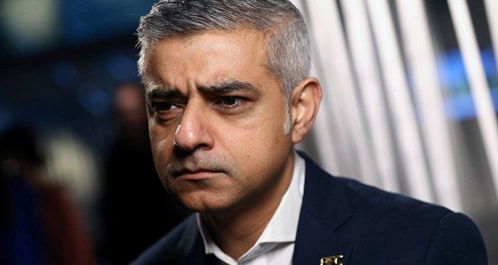 Sadiq Khan, il sindaco di Londra