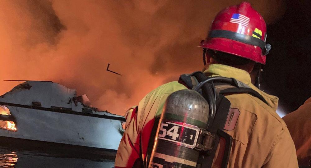 Pompieri americani