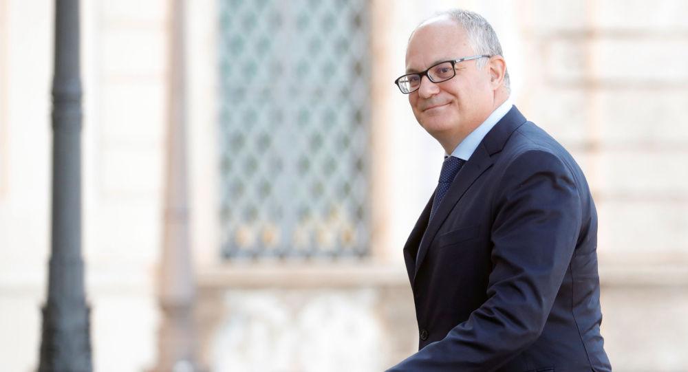 Roberto Gualtieri, il ministro dell'Economia