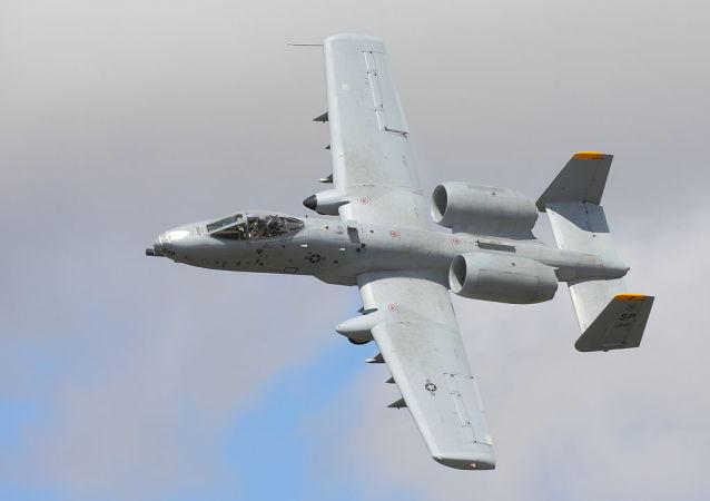 A-10 Thunderbolt in esercitazione