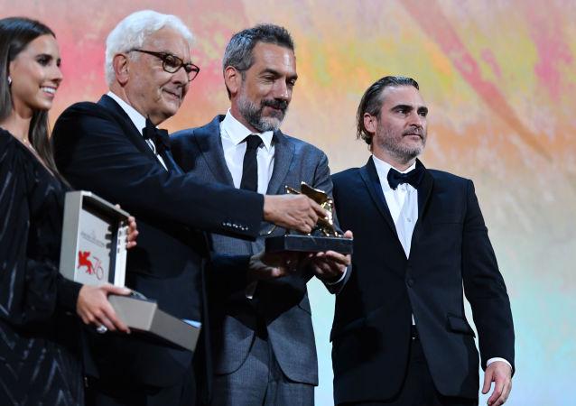 Joker vince il Leone d'Oro di Venezia