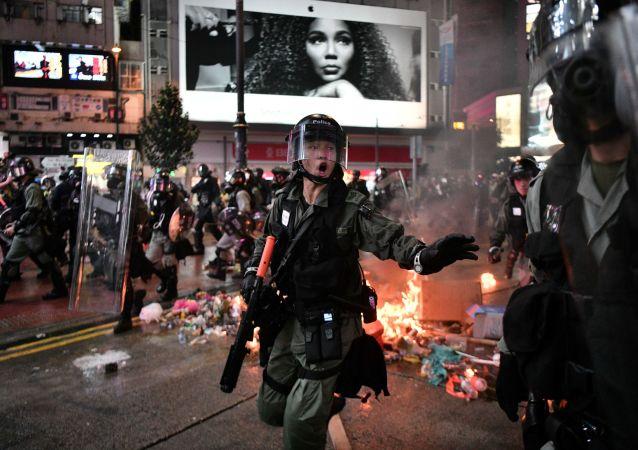 Proteste ad Hong Kong, il 31 agosto del 2019