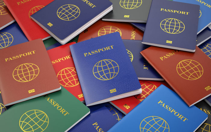 Passaporti