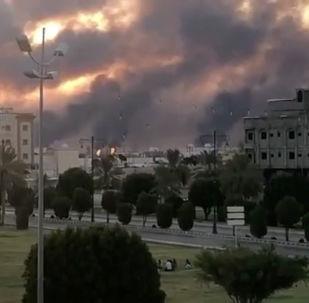 Gli attacchi contro impianti Aramco