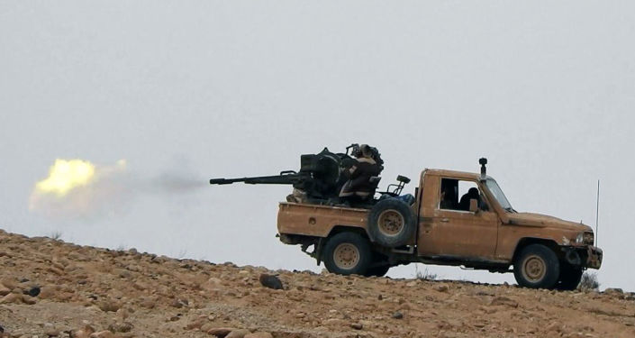 Isis in Siria