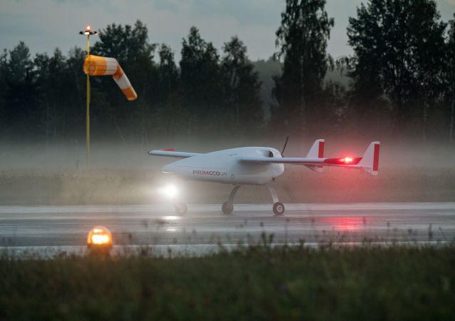 Drone della Primoco UAV