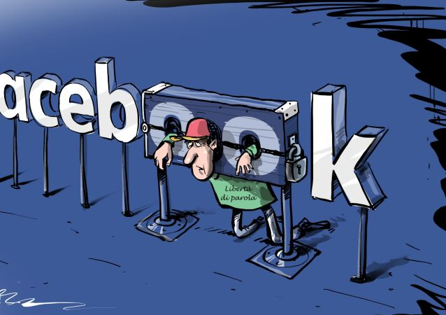 Libertà di parola secondo Facebook