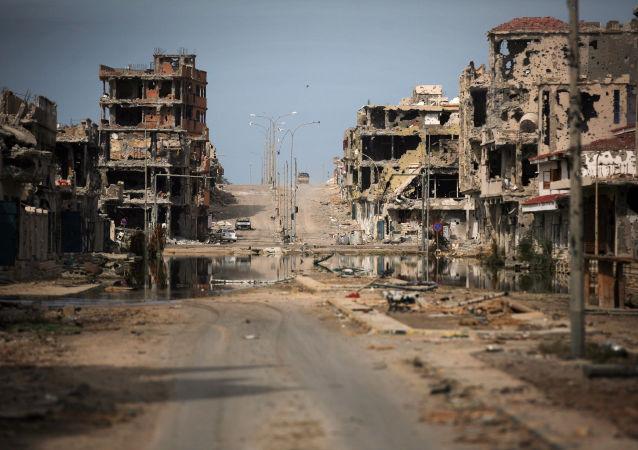 Città di Sirte, Libia