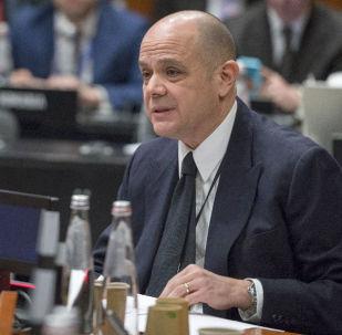 L'ambasciatore della Turchia in Italia, Murat Salim Esenli