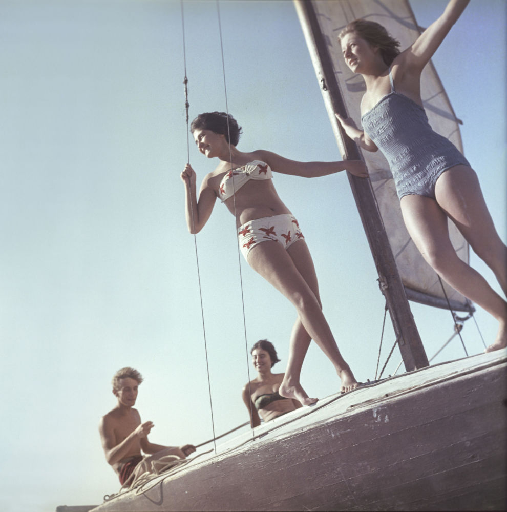 Retrobikini, la moda in spiaggia all'epoca dell'URSS