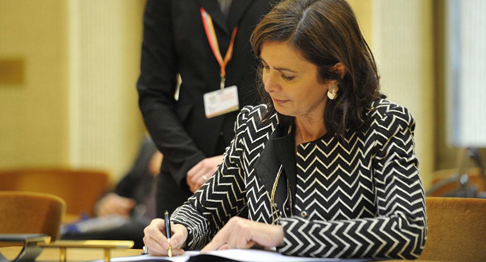 Laura Boldrini