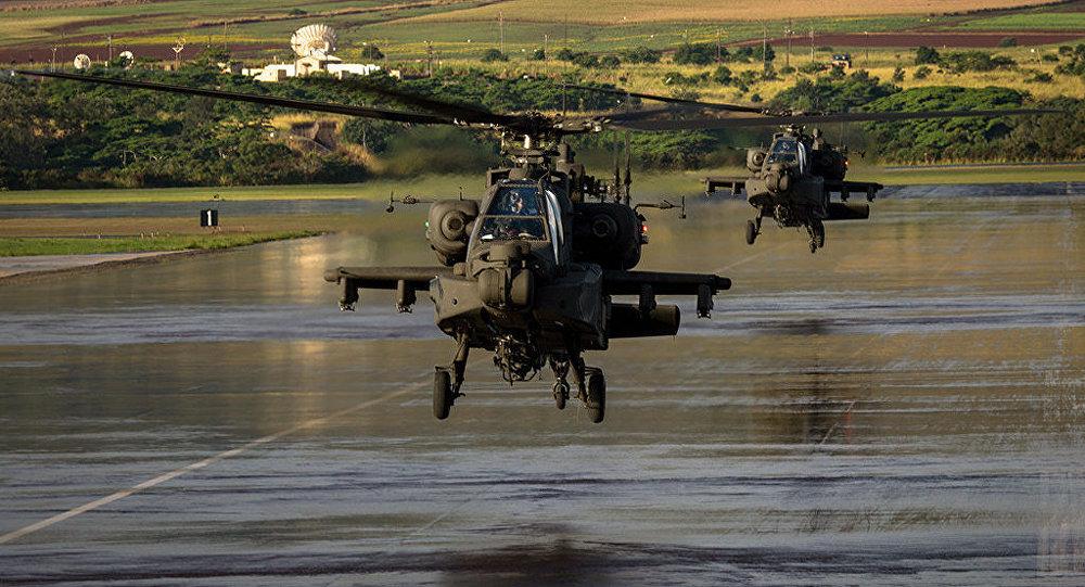 Elicotteri AH-64E Apache