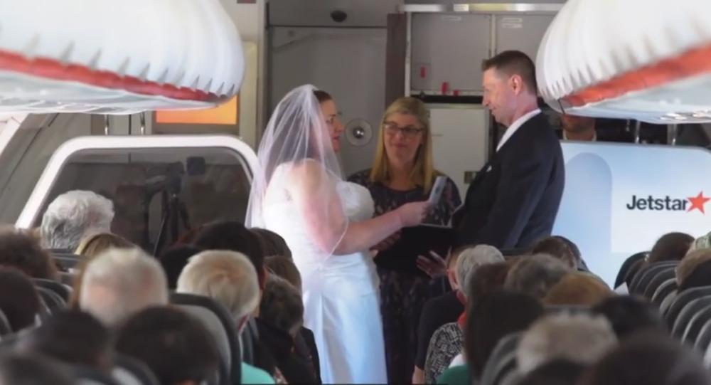 Matrimonio in cielo
