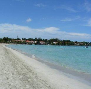 Spiaggia di Negril, Giamaica