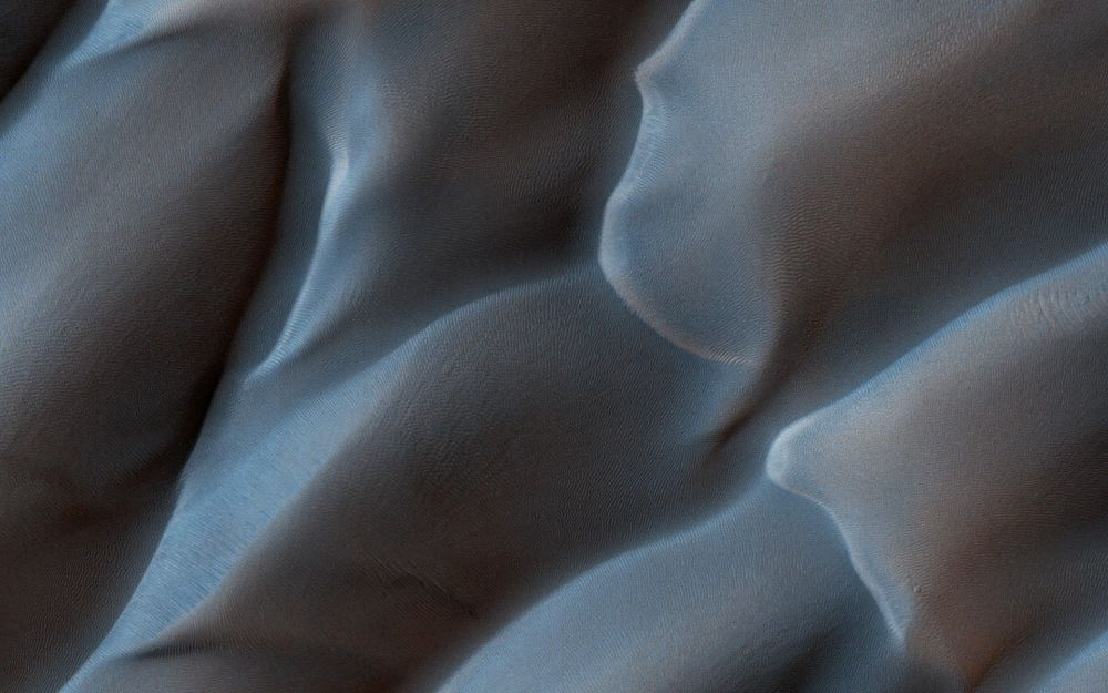 Dune marziane
