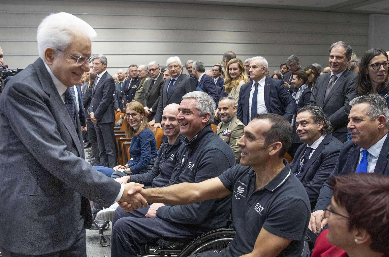 Intervento all'iniziativa promossa da ISTAT, Comitato Italiano Paralimpico e INAIL, in occasione della Giornata internazionale delle persone con disabilità