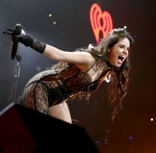 La cantante Camila Cabello esibisce a Dallas, in Texas.