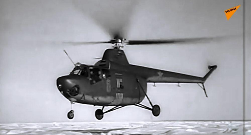 MIraviglie in volo: 70 anni degli elicotteri Mi