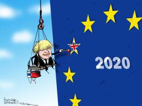 Boris Johnson ha promesso Brexit entro il 31 gennaio
