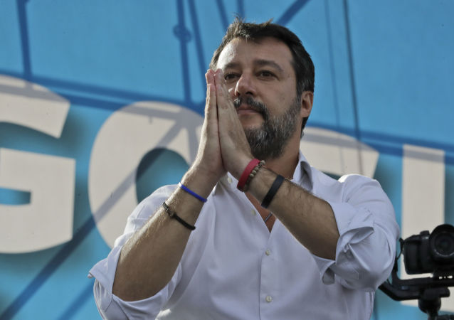 Matteo Salvini