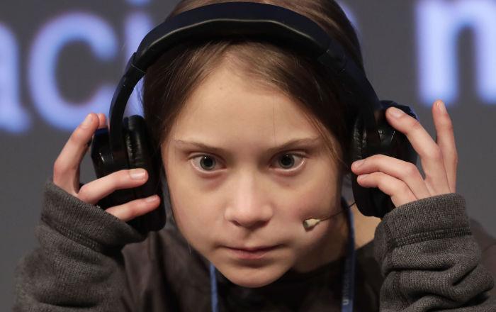 Greta Thunberg riceve premio di € 1 milione intitolato a magnate del petrolio