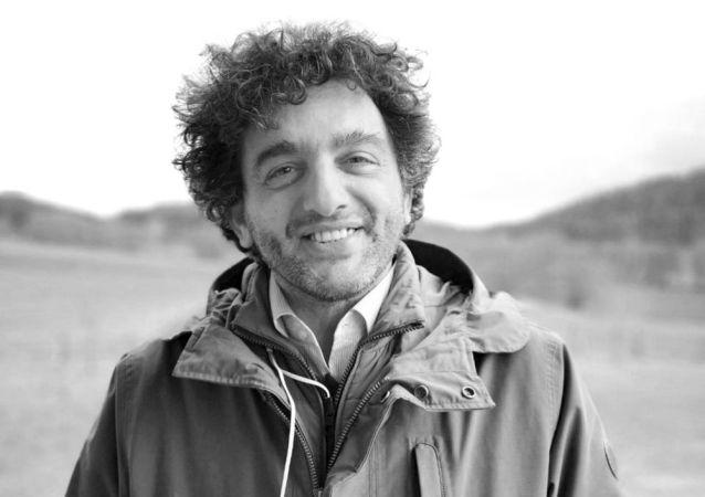 Candidato del Movimento 5 Stelle alla presidenza della Regione Calabria Francesco Aiello