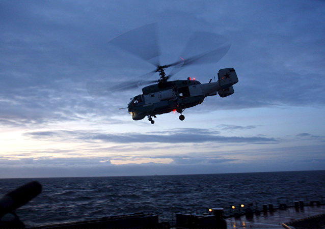 Elicottero Ka-27 (foto d'archivio)