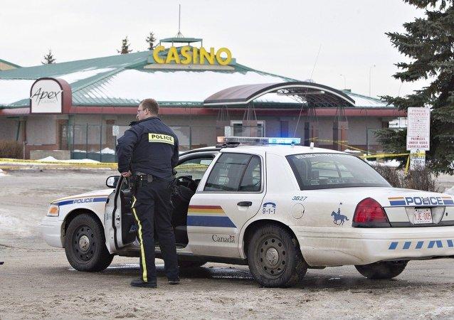 Polizia in Canada