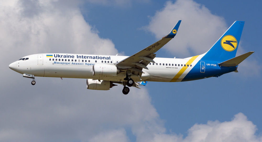Si schianta aereo ucraino: nessun sopravvissuto