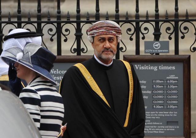 Sayyid Haitham bin Tariq Al Said (foto d'archivio)