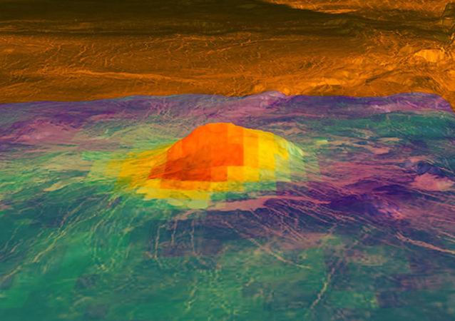 Vulcano del Venere