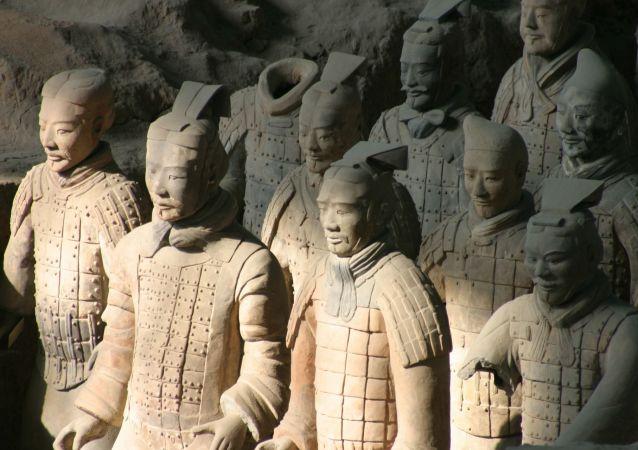 Esercito di Terracotta, particolare
