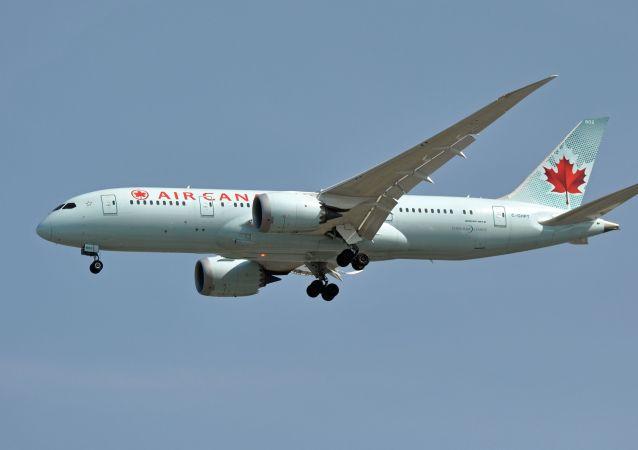 Boeing 787 Air Canada