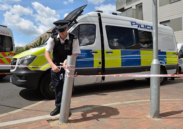 Police officer (file)