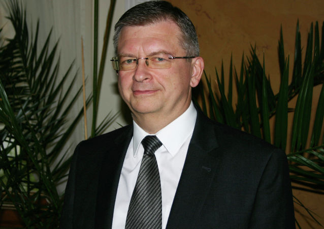 Ambasciatore russo in Polonia Sergey Andreev
