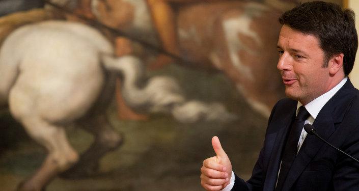 Nonostante tutto Renzi ostenta ottimismo