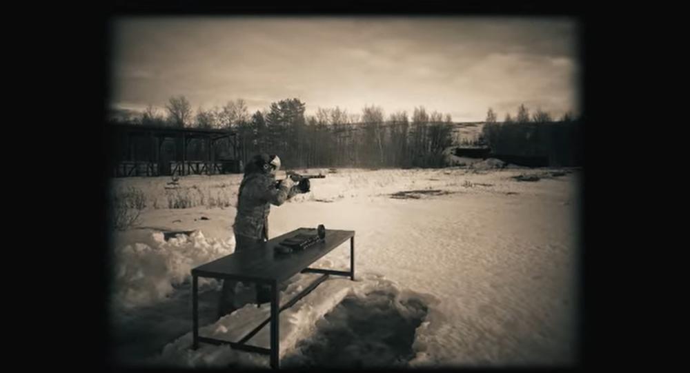 Non ci sono più quei bei fucili mitragliatori di una volta! La Kalashnikov testa lo Shpagin - Video