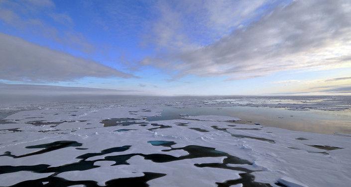 Il cielo artico