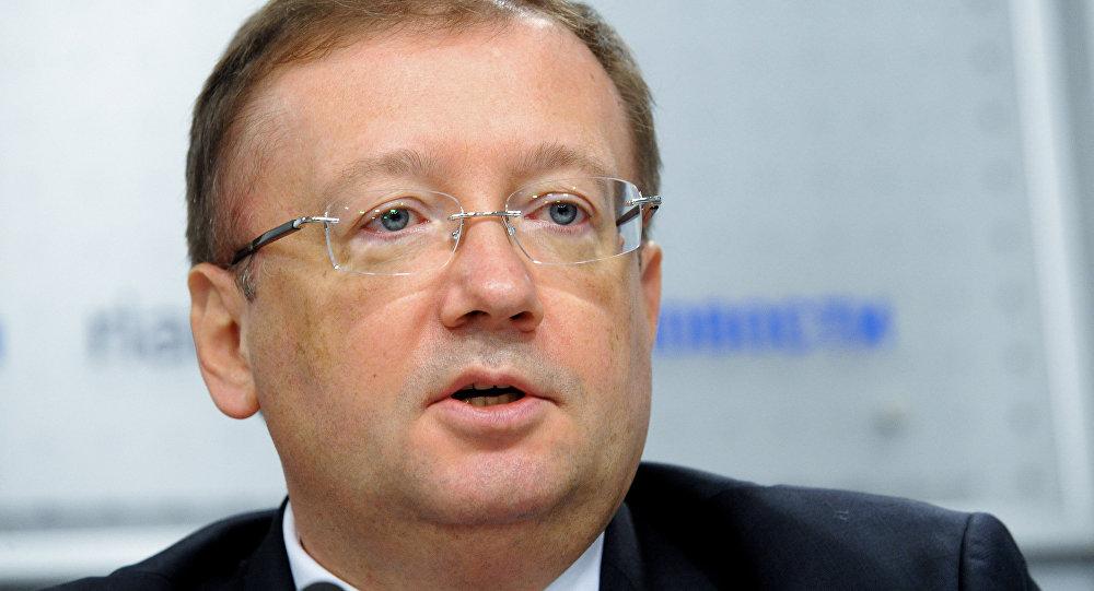 Ambasciatore della Russia nel Regno Unito Alexander Yakovenko