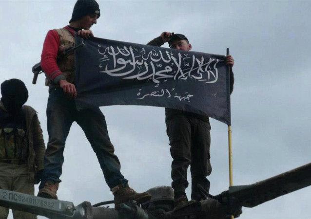 Terroristi di Al-Nusra in Siria
