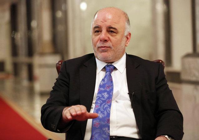 Il premier iracheno Haider al-Abadi
