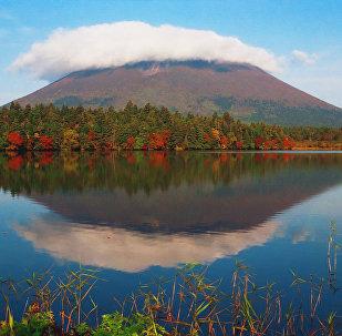 La natura delle Isole Curili