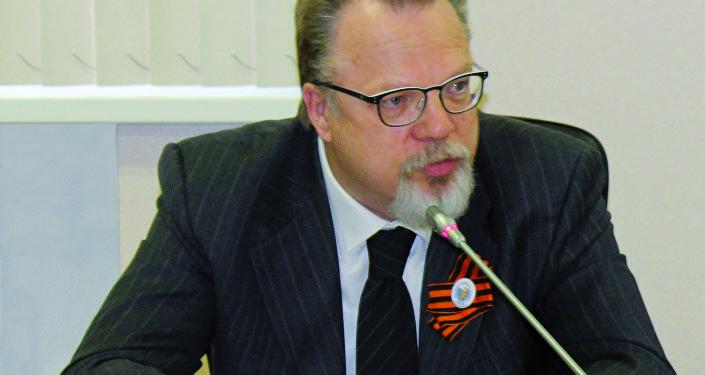 Ennio Bordato, presidente dell'Associazione Aiutateci a salvare i bambini