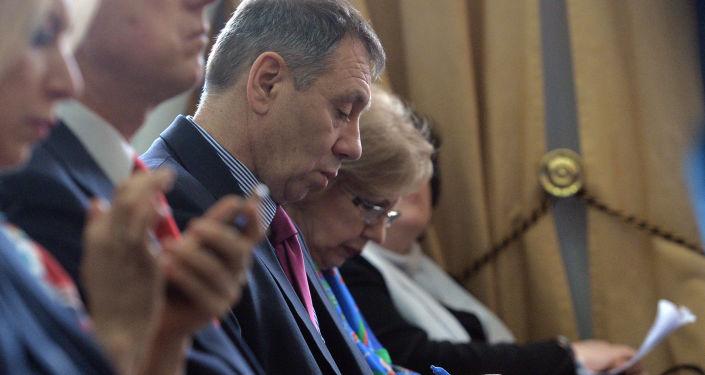 Il portavoce del comitato Investigativo di Mosca, Vladimir Markin
