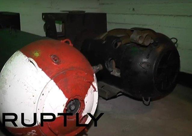 Balaklava, benvenuti al museo segreto della flotta russa