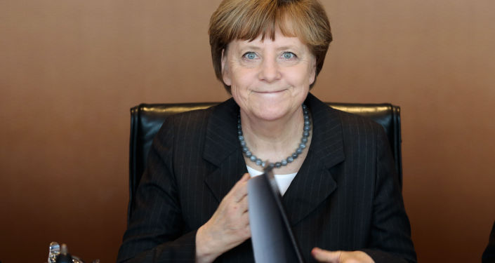 Cancelliere tedesco Angela Merkel