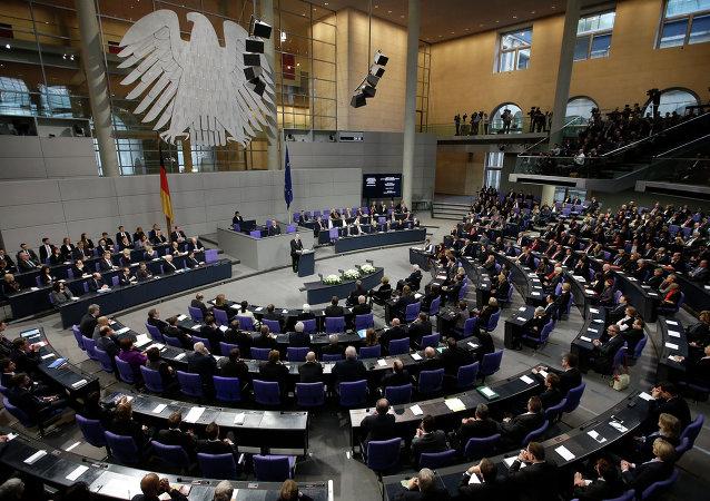 Bundestag: il Parlamento tedesco (foto d'archivio)